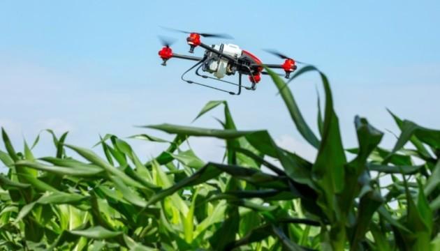 Як дрони, екороботи та GPS-системи ростять нам врожаї