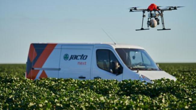 Jacto оголошує про нову сферу у Бразилії, орієнтовану на послуги з рішеннями для сільського господарства 4.0