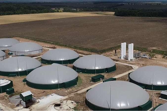 МХП планує побудувати другу біогазову електростанцію