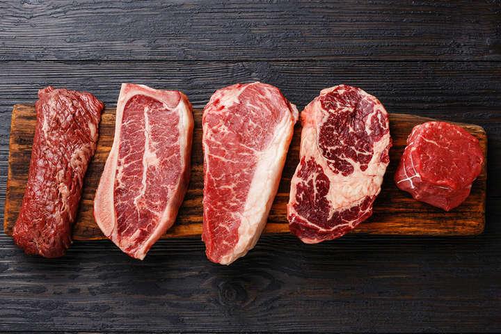 Зміни клімату: людству доведеться суттєво скоротити споживання м'яса